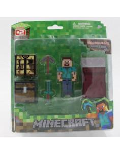 """Набор MineCraft Steve """"Выживание"""""""