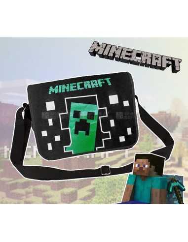 Сумка для мальчика школьная Minecraft майнкрафт