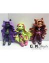 Фигурки героев Monster High