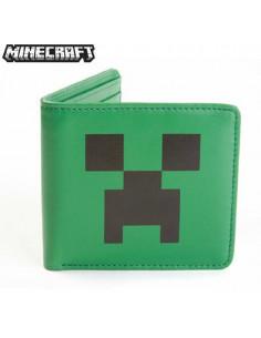Бумажник Minecraft кожезаменитель оригинал от Jinx