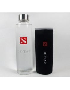 Бутылка стеклянная Dota2