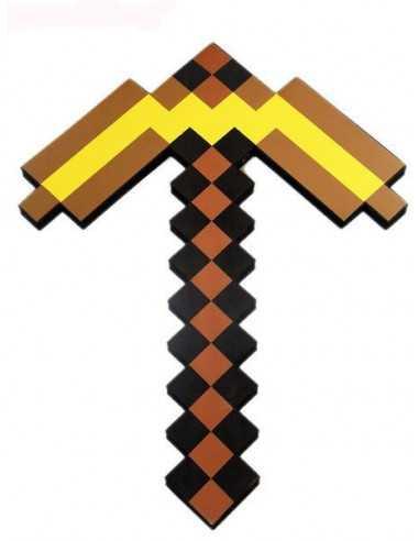 Золотая кирка Minecraft