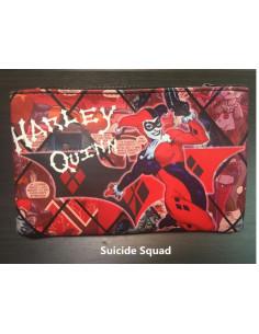 Косметичка Harley Quinn (стиль комиксов)