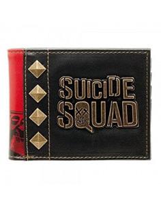 Кошелек бумажник Suicide Squad оригинал (original)