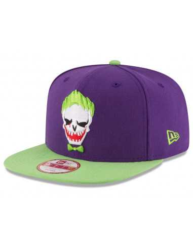 Кепка рэперка Joker (фиолетовая)