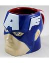 Чашка Captain America, Marvel