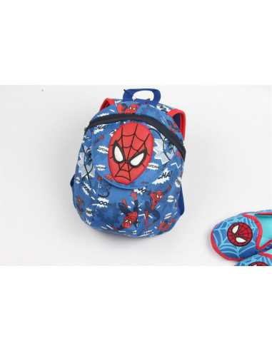 Детский рюкзак Marvel Spider-Man, Iron Man, Captain America