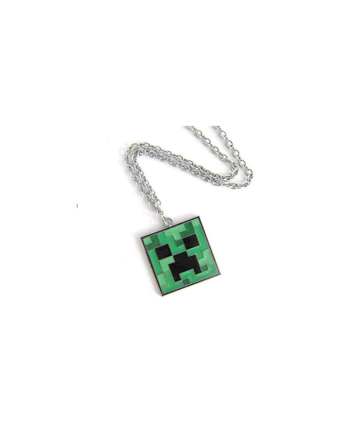 "Кулон ""Creper"", MineCraft"