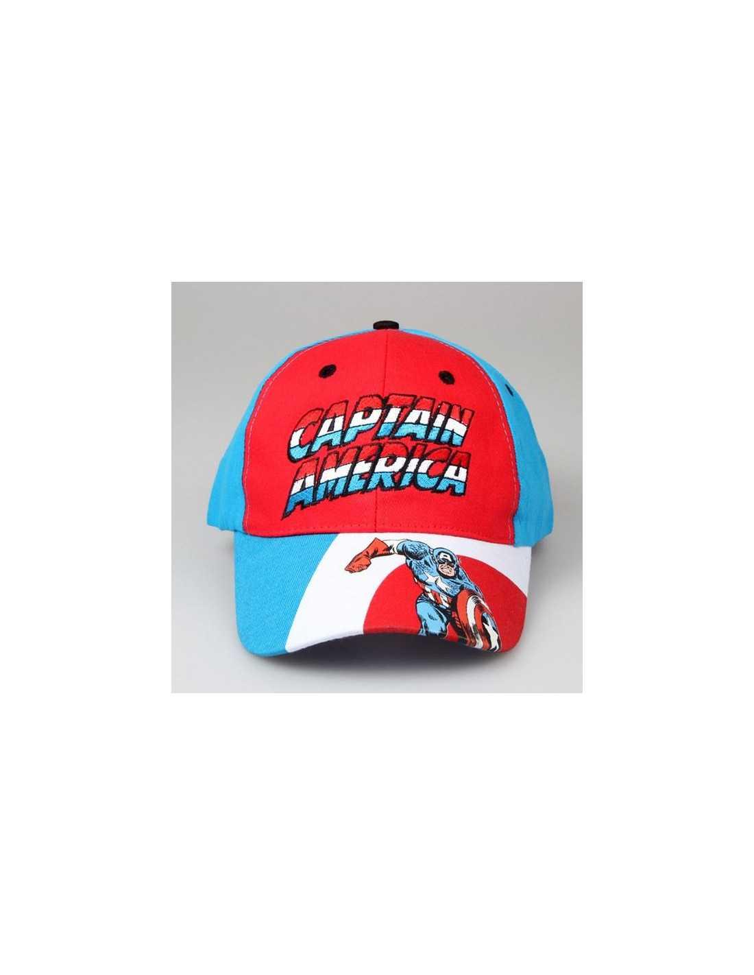 Кепка Marvel Captain America