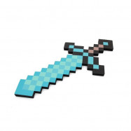 Алмазный меч Майнкрафт мелкие деффекты краски