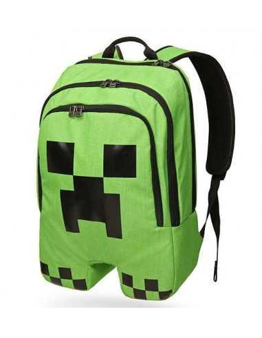 Школьный рюкзак Minecraft Creper