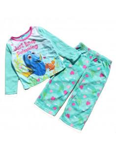 Флисовая пижама Disney Nemo
