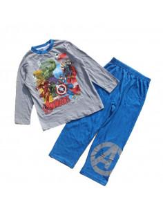 Пижама хлопоковая Marvel Avengers