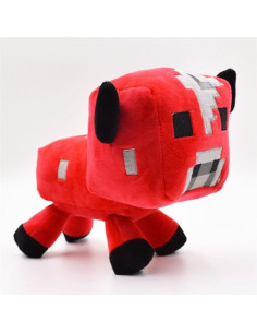 """Мягкая игрушка """"Корова красная"""", Minecraft"""