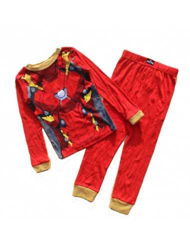 Хлопоковая пижама Marvel