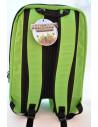 Школьный рюкзак Minecraft Creper зеленый
