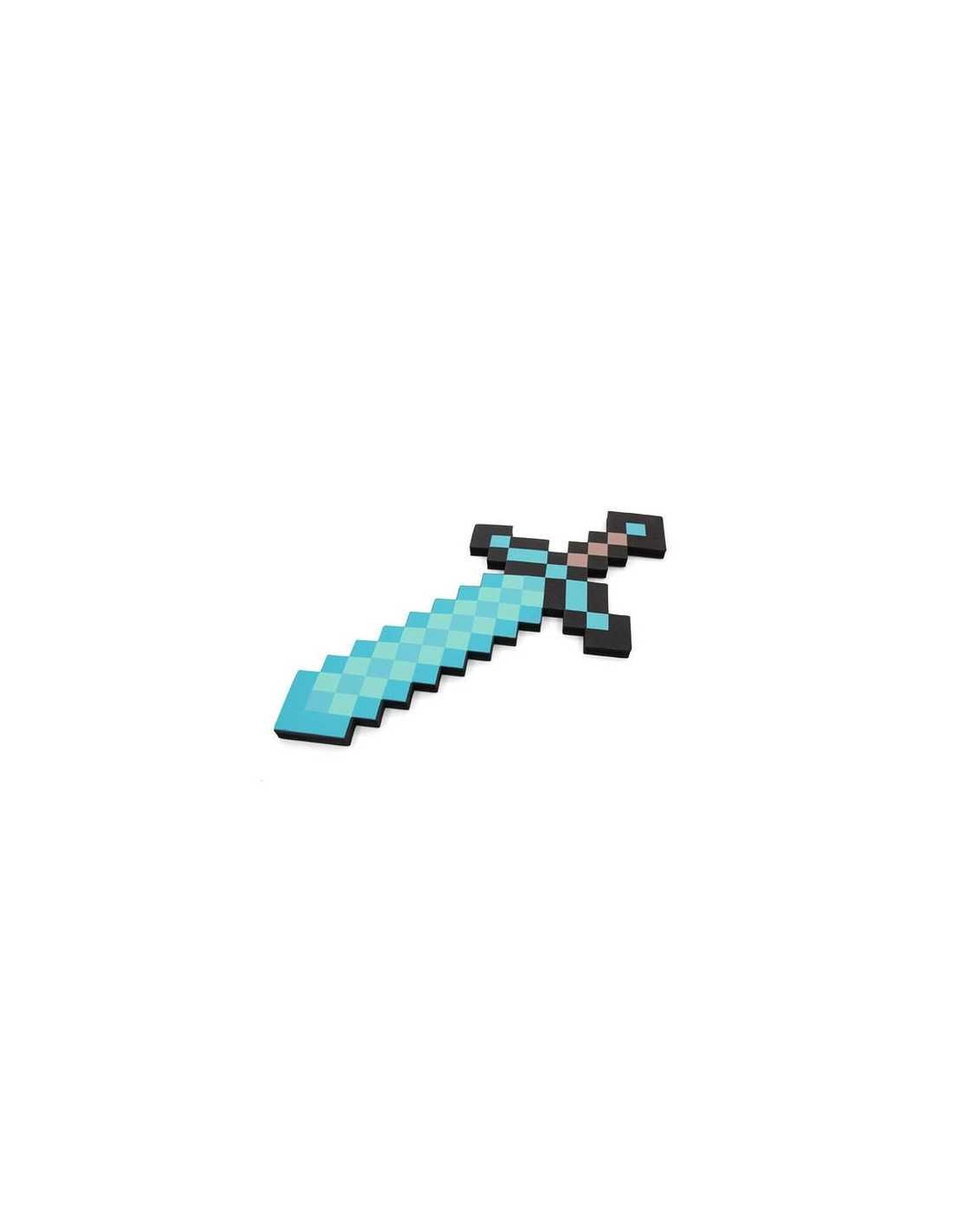 Набор оружия  Алмазный меч + Алмазная кирка Minecraft