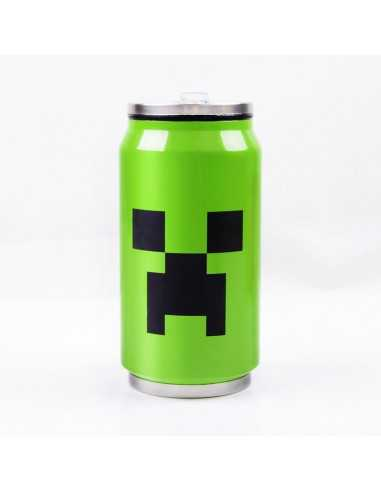 Вакуумная кружка Minecraft Creper 350 мл