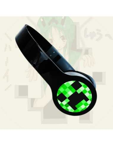 Наушники Minecraft в стиле Beats