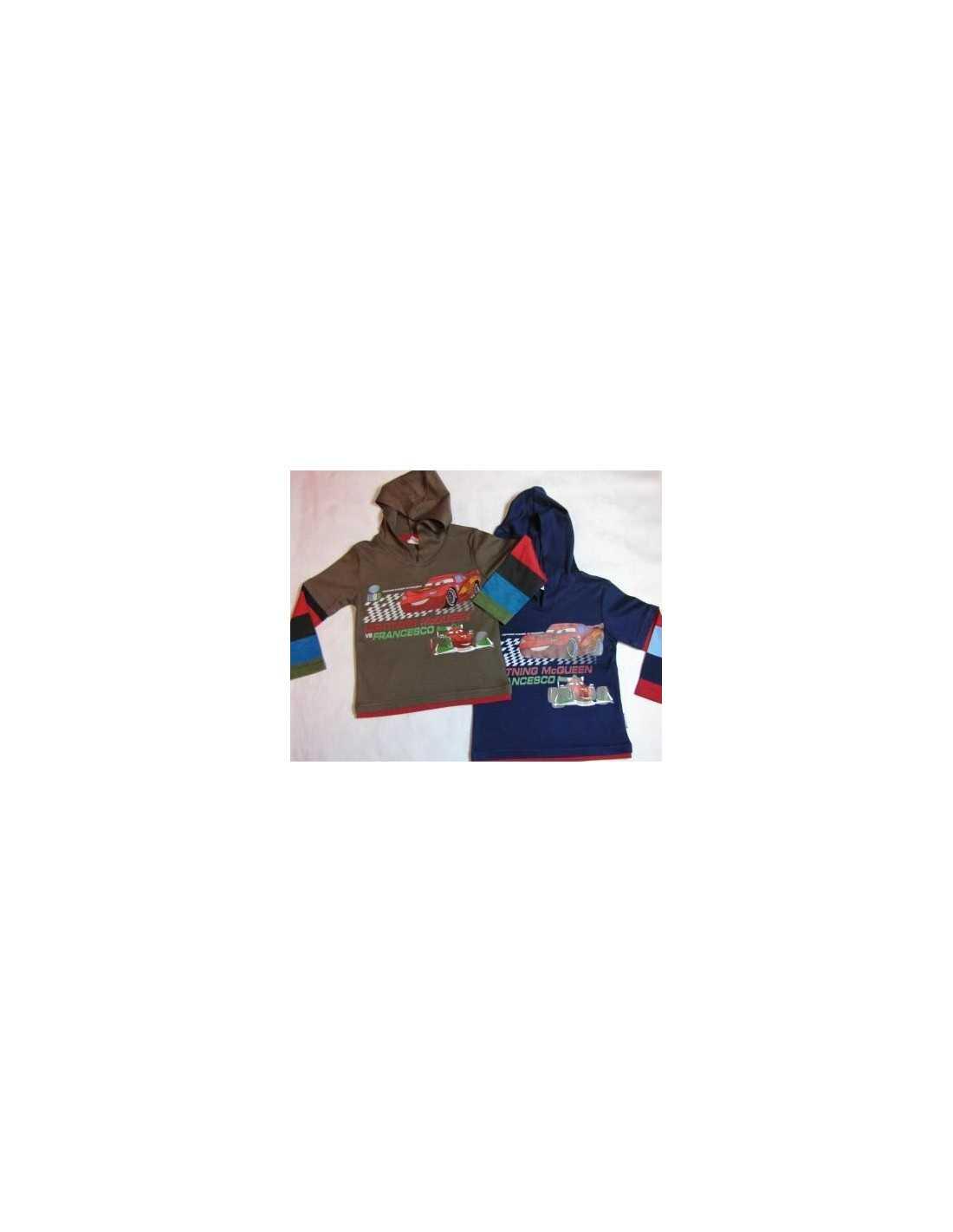 Реглан с капюшоном Тачки Cars темно-синий ихаки