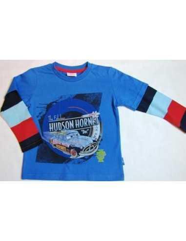Реглан Тачки Cars Doc Hudson синий