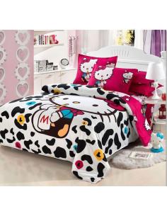 Детское постельное белье Hello Kitty  далматин