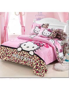 Детское постельное белье Hello Kitty KISS