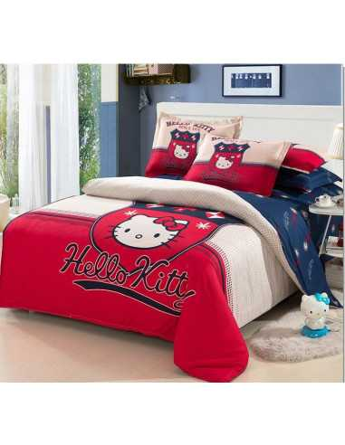 Детское постельное белье Hello Kitty герб