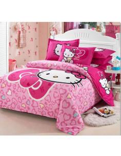 Детское постельное белье Hello Kitty Бант