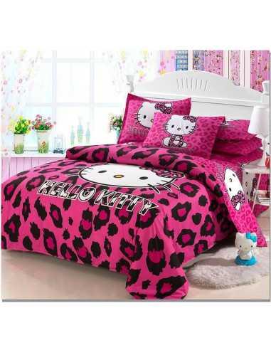 Детское постельное белье Hello Kitty Розовая пантера