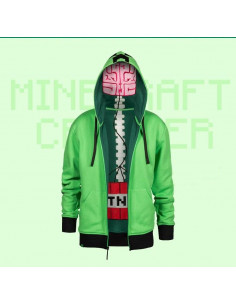 Толстовка Minecraft Крипер Оригинал