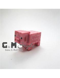 Фигурка свиньи Minecraft оригинал без упаковки