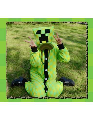 Аниматор Creeper Minecraft