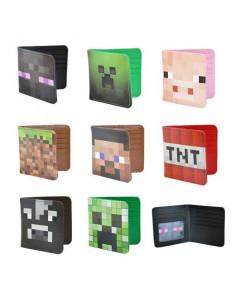 Кошелек Minecraft ассортимент