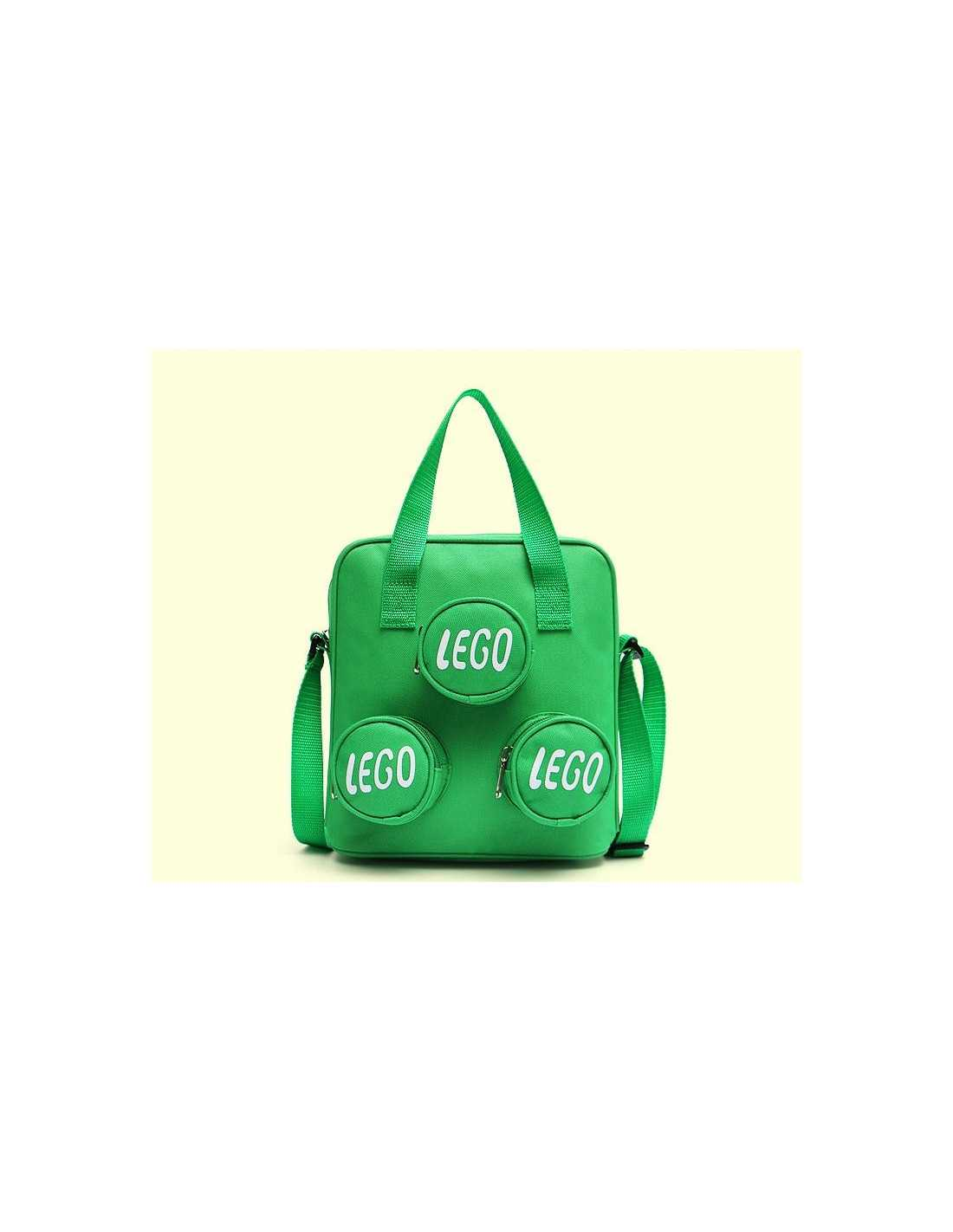 Сумка LEGO зеленая