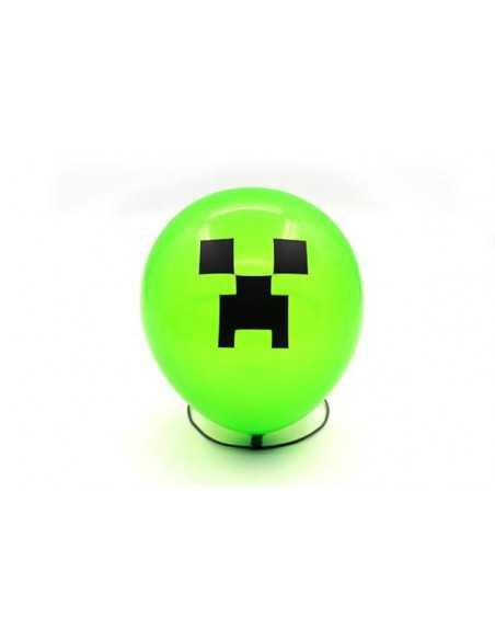Шарик надувной Майнкрафт (Creeper Minecraft)