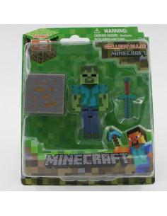 Фигурка MineCraft Zombie