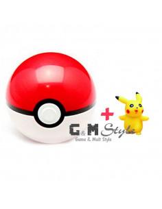 Классический Pokeball + Pokemon Pikachu