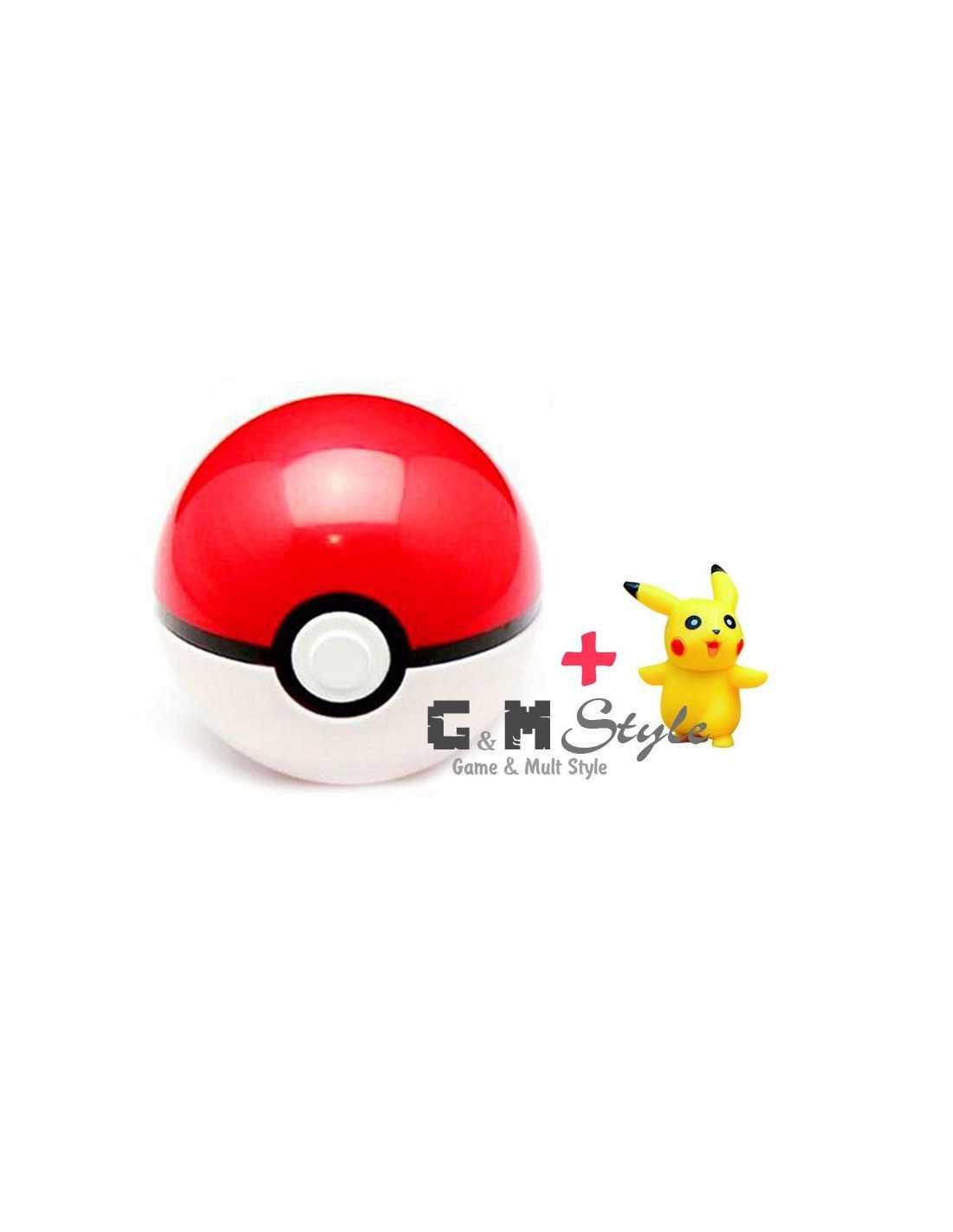 Классический Pokeball + случайный Pokemon