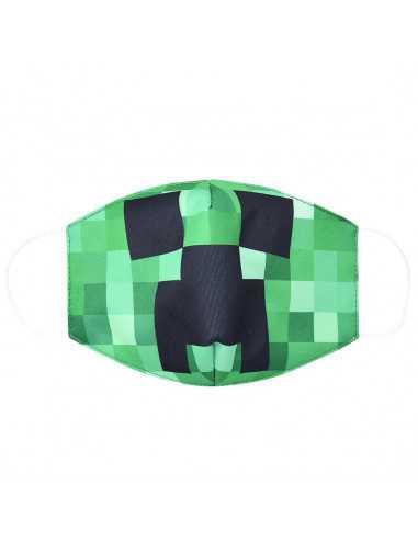 Защитная маска для лица Minecraft...