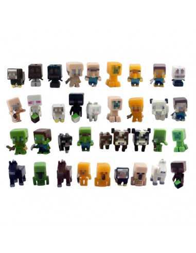 Набор Мини фигурок Minecraft 36 штук...
