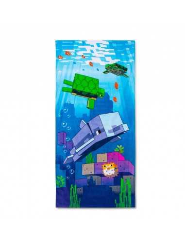 Полотенце Водный Minecraft