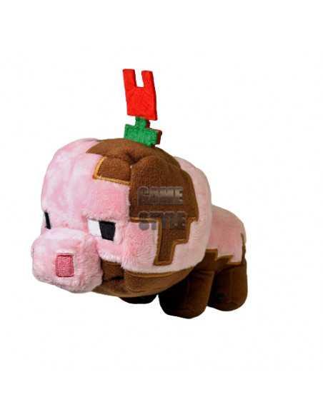 Мягкая игрушка Свинка маленькая Minecraft