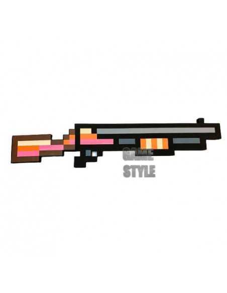 Винчестер дробовик винтовка Майнкрафт