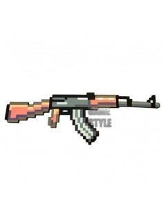 Автомат Калашникова AK-47 Майнкрафт CS GO