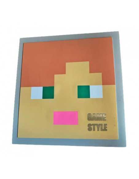 Щит Майнкрафт Minecraft Shield Алекс