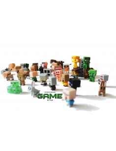 Набор минифигурок Minecraft Серия 2