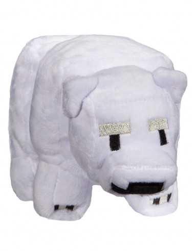 Плюшевый Белый Медведь (Minecraft...