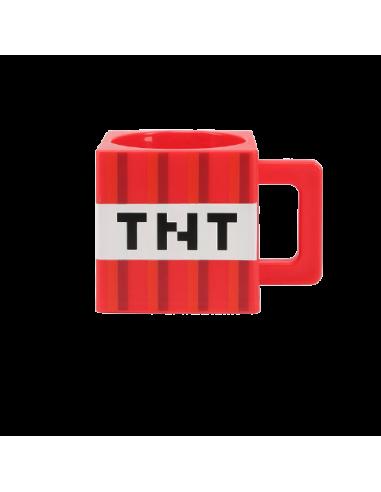 Кружка пластиковая Jinx Minecraft TNT