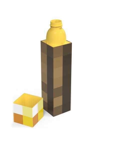 Бутылка для напитков Факел Minecraft